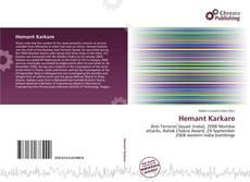 Hemant Karkare的封面