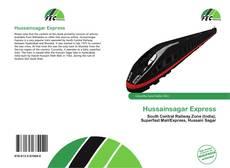 Bookcover of Hussainsagar Express
