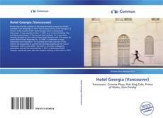 Hotel Georgia (Vancouver) kitap kapağı