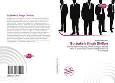 Capa do livro de Gurbaksh Singh Dhillon