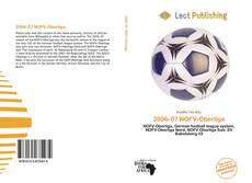 Buchcover von 2006–07 NOFV-Oberliga