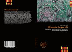 Portada del libro de Mosquito (appareil)