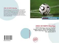 Обложка 2002–03 NOFV-Oberliga