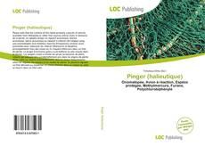 Buchcover von Pinger (halieutique)