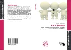 Bookcover of Gabe Rosales