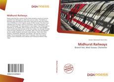 Portada del libro de Midhurst Railways