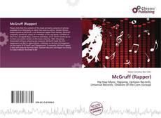 Portada del libro de McGruff (Rapper)