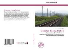 München-Pasing Station kitap kapağı