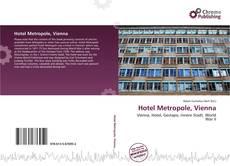 Copertina di Hotel Metropole, Vienna