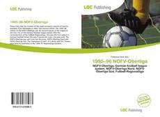 Portada del libro de 1995–96 NOFV-Oberliga