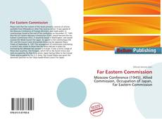 Bookcover of Far Eastern Commission