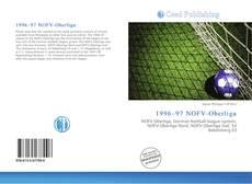 Buchcover von 1996–97 NOFV-Oberliga