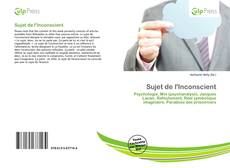 Bookcover of Sujet de l'Inconscient