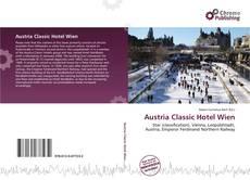 Copertina di Austria Classic Hotel Wien