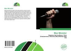 Обложка Mac Minister