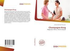 Buchcover von Champagne Krug