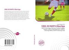 Buchcover von 1992–93 NOFV-Oberliga