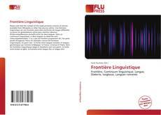 Couverture de Frontière Linguistique