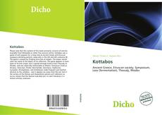 Couverture de Kottabos