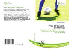 Couverture de 1988–89 Fußball-Bundesliga