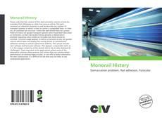 Capa do livro de Monorail History