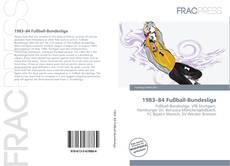 1983–84 Fußball-Bundesliga kitap kapağı