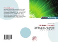 Portada del libro de District d'Oberhasli