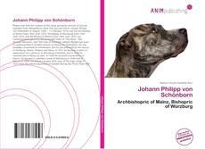 Buchcover von Johann Philipp von Schönborn