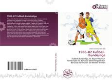Bookcover of 1986–87 Fußball-Bundesliga