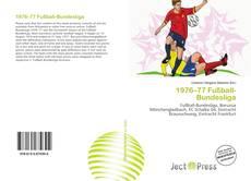 1976–77 Fußball-Bundesliga kitap kapağı