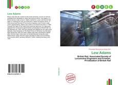 Bookcover of Lew Adams