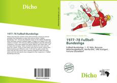 Couverture de 1977–78 Fußball-Bundesliga