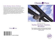 Copertina di Gailes Railway Station, Brisbane