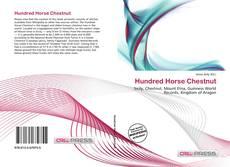 Bookcover of Hundred Horse Chestnut