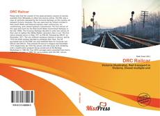 Bookcover of DRC Railcar