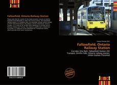 Bookcover of Fallowfield, Ontario Railway Station