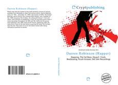 Bookcover of Darren Robinson (Rapper)
