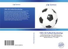 Couverture de 1965–66 Fußball-Bundesliga