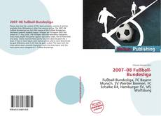 Couverture de 2007–08 Fußball-Bundesliga