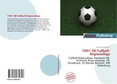 Borítókép a  1997–98 Fußball-Regionalliga - hoz