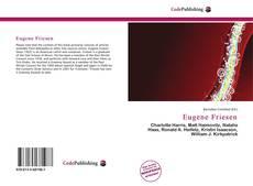 Capa do livro de Eugene Friesen