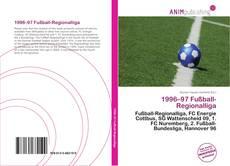 Borítókép a  1996–97 Fußball-Regionalliga - hoz