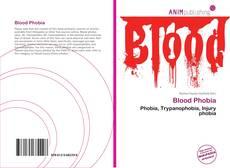 Blood Phobia kitap kapağı