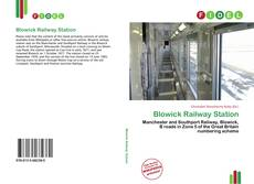 Обложка Blowick Railway Station