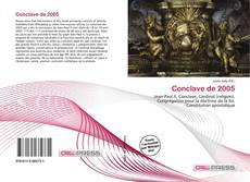 Bookcover of Conclave de 2005