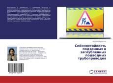Bookcover of Сейсмостойкость подземных и заглубленных подводных трубопроводов
