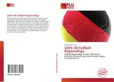 Bookcover of 2005–06 Fußball-Regionalliga