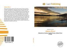 Capa do livro de Albion River