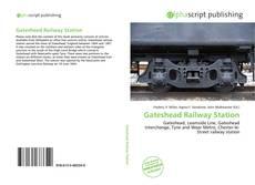 Portada del libro de Gateshead Railway Station