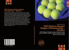 Bookcover of 2007 Regions Morgan Keegan Championships – Doubles